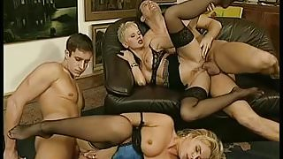 art gallery sex party