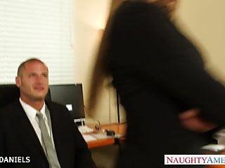 Daniel radcliffe cock Office babe dani daniels take cock