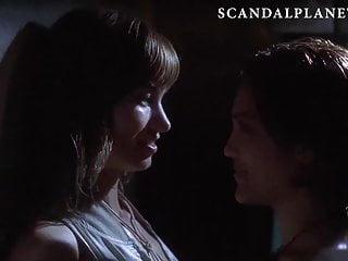 Nude lesbian hugging - Rena riffel nude lesbian scene on scandalplanet.com