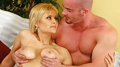 Busty Sis Blonde Alexandria Giving In To Her Stepbrother