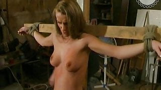 05 - Young girl spanked and whipped - Fire And Tear Drops
