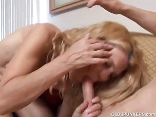 Older moms mature Super sexy slim older spunker loves to suck and fuck