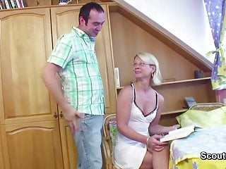 Mother seduces son hentai Step-son seduce 43yr old german step-mother to fuck