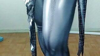 Spidergirl dress up