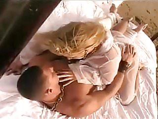 Seal beachside latex mattress Lovers romance at the beachside