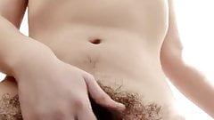 Hairy Babe Closeup