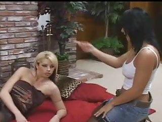 Tube8 strap on lesbian videos Strap on lesbian 2