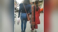 doggystyle Sexy Indian Mom and Daughter ASSWALK painful anal