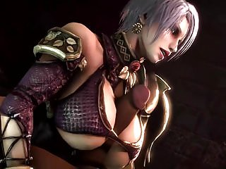 Soul calibur hentai galeria Big ass ivy from behind and titfuck soul calibur 3d hentai