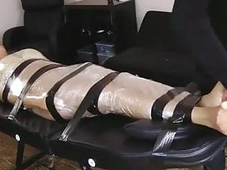 Uk fetish films Uk tickling - izzys mummified foot tickle session