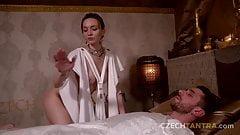 Massage sensuel qui part en vrille