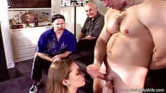 New Young married Swingers