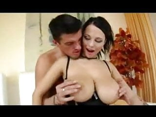 Large breast non nude pics Sexy domino has beautiful large breast