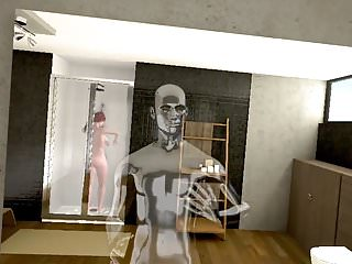 Adult flash game gimp germanroulette - La douche - adult vr game