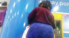 Big African Butt MILF