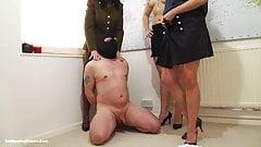 The interrogation Team
