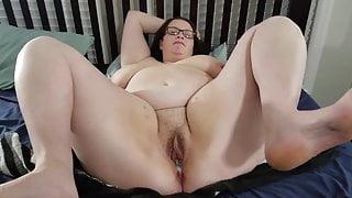 Bbw huge tit wife cumshot and creampie compilation 3