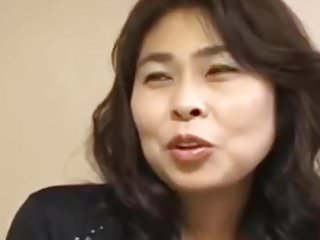 Adult amature video Amature japanese milf, the first time of appearance in porno