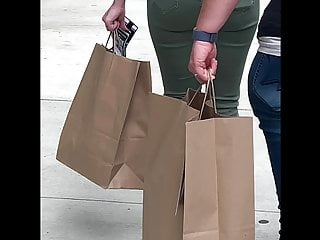 Sight and sound of womans orgasm A sight to behold - fit woman walking - beautiful candid ass