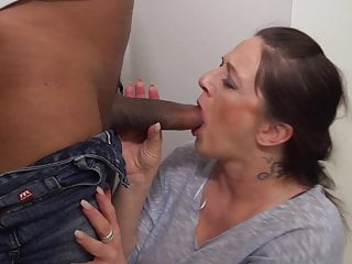 Jugs mature Mature mother with big jugs takes bbc