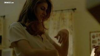 Alexandra Daddario Nude from True Detective