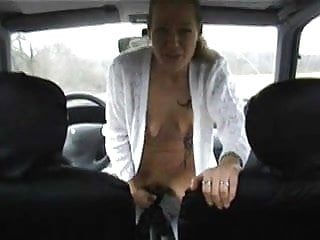 Custom leather gear gay Extreme german women fucks her gear stick ctrent:2