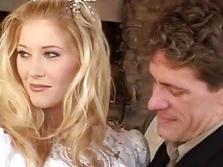 Bride cum here Here cum the brides 3 scene 3 michelle b isabel ice