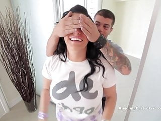 New winder byp ass - Huge titted angelina castro fucked in new apartment