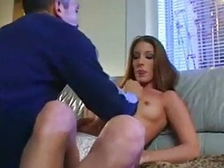 Titless 18 cum Brandi - another extreme anal with this titless slut
