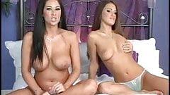 Kimberly Williams topless talk