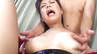 Strong dicks to bust down Marin Asaoka