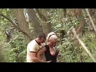 Blonde glasses blowjob Hot german blonde with glasses outdoor