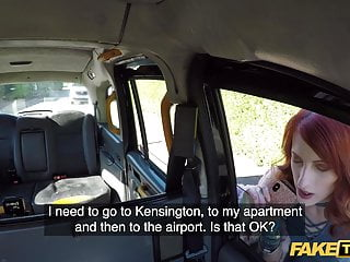 Biggest penis in uk Fake taxi american foxy redhead fucked in uk taxi