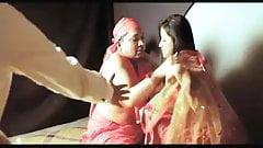 Mrinalini Chatterjee, nude scene