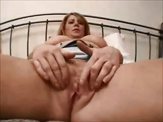 Big boobed redheads - Big boobed milf gets fucked on homemade