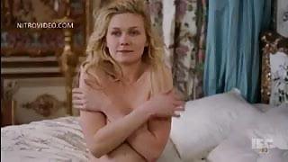 Celeb Kirsten Dunst finally naked