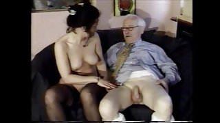 Oldman suck and fuck