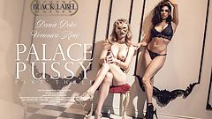 Darcie Dolce & Verronica Kirei Lesbian Sex
