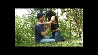Indian Stepmom has sex with Stepson with dirty Hindi talk 5