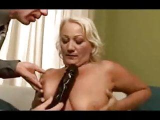 Loves deep in hr anal Blonde mature loves deep anal