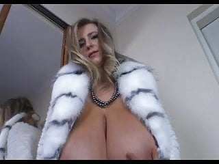 Giant breast movies Giant breasts showoff 1
