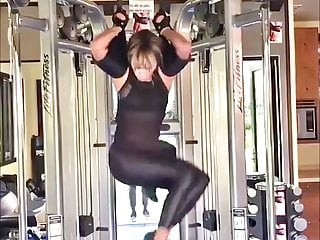 Halle berry tits video Halle berry -sexy workout 12-07-2018