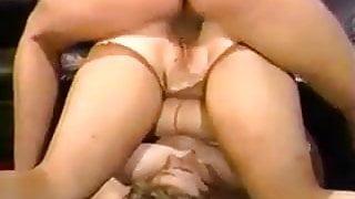 BBW Shay Thomas Fucked in Pantyhose and Heels