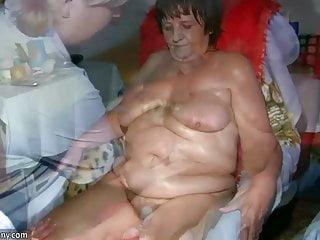 Granny pussy fat Granny Pussy