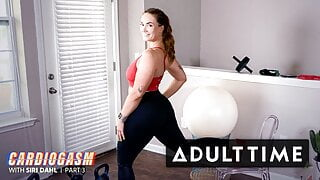 Hottie Siri Dahl Pleasures Herself After A Sexy Workout