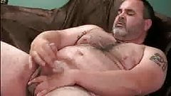Daddy Bear Masturbation 2