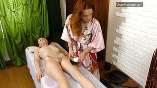 Hungarian first time lesbian massage for Nagyarc