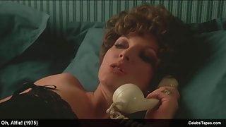 Joan Collins, Rula Lenska & Vicki Michelle nude & sex scenes