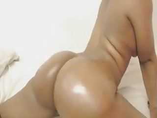 Oiled ebony ass - Big fat oiled ass ebony