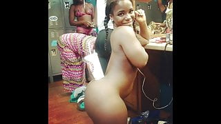 BLACK MIDGET STRIPPERS AND WHORES!